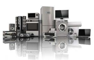 Hydraulic Presses make kitchen appliances