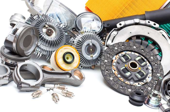 Hydraulic Presses make automotive parts