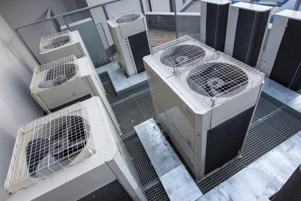Metal Forming for HVAC