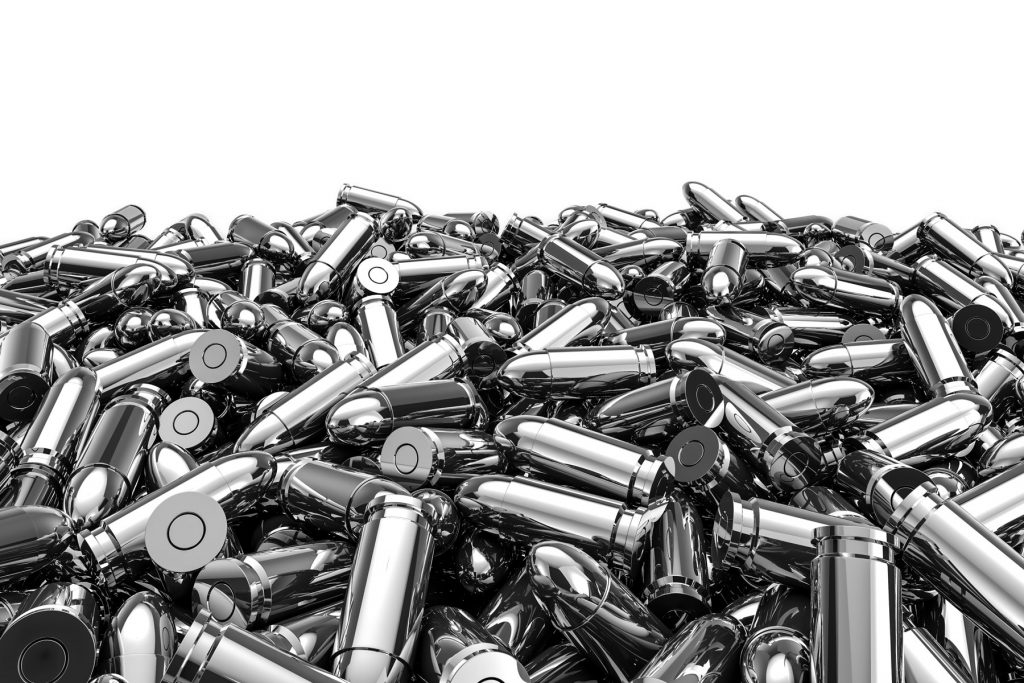 Ammunition from Metal Forming Processes