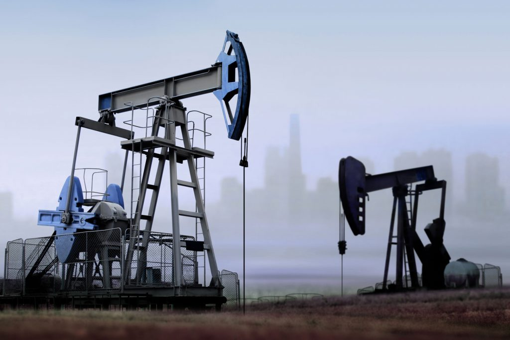 Oil-Rigs from Metal Forming Machinery