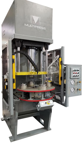 FMS-100-assembly-press-with-index-table-and-automatic-unload-capability-swage-operation
