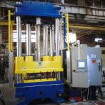 4-Post Hydraulic Press