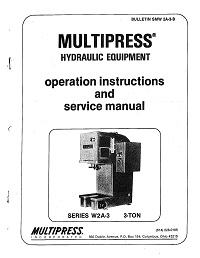 W2A-3-TON-Cover-Page